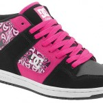 DC Shoe Sommer-Collection 09 - Rebound Hi