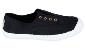 Der neue Victoria Summer men Sneaker in negro