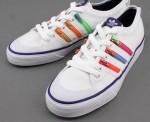 Lass mal Luft an deine Füße *ziiiip* Der Adidas Nizza lo Sneaker in der Zip Variante!