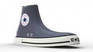 ... und nochmals der NG Moonwalker Michael Jackson Tribute Sneaker von schräg vorne