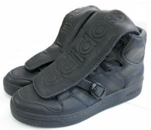 Würdet ihr den Adidas Jermey Scott Tongue Sneaker tragen?