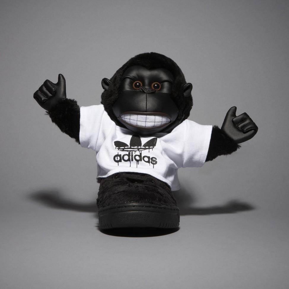adidas jeremy scott gorilla schuh