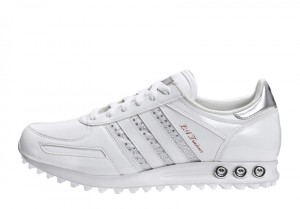 adidas sneaker la trainer foot locker weiss