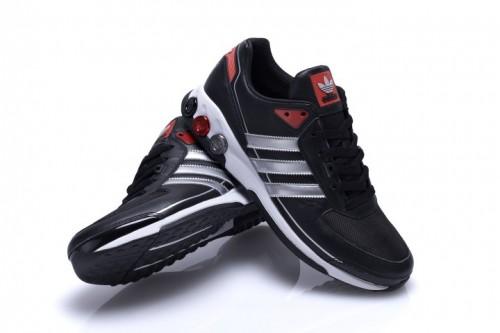 adidas mega vario sneaker schwarz silber