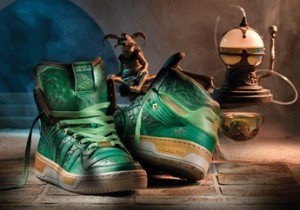 Eat this: der adidas x star wars metro attitude Jabba the Hutt