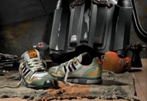 adidas zx 800 boba fett Edition aus der Herbstkollektion
