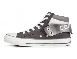 Converse Pad Coll Sneaker grau 2012