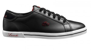 Lacoste Tabor Foot Locker schwarz