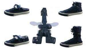 Der Nat-2 4in1 Stack Sneaker