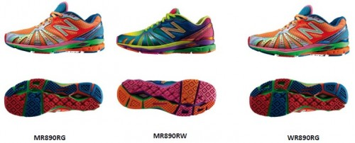 New Balance Rainbow Pack Sneaker