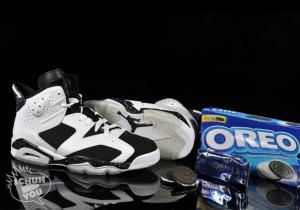 "Der Nike Air Jordan 6 ""Oreo"""