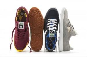 Die limitierten Sneakermodelle der Puma Hanon x Dallas Kooperation