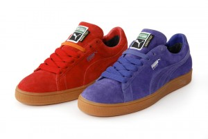 Puma Suede The List Pack GoreTex