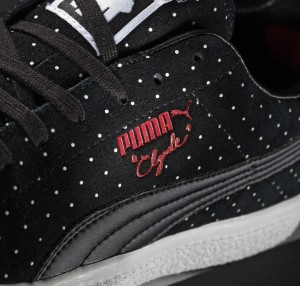 Puma Clyde undefeated Logo