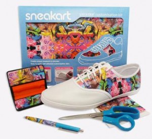 Custom shoe ich komme: Das Sneakers Pack von Urban Outfitters