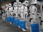 Mit großen Tamtam wirbt adidas für die Star Wars x Originals Serie