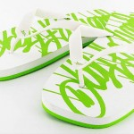 Kickz Logo grün weiß