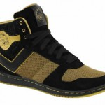 Pony City Wings Cosmo High schwarz / schwarz / gold
