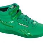 Reebok Freestyle grün