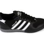 Der Adidas ZX Country Mesh in Schwarz/Weiß