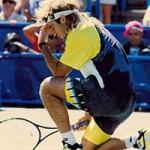 agassi der tenniscolorit