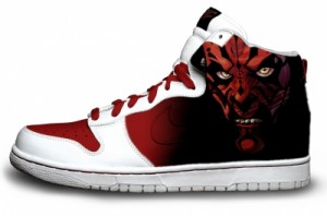 May the force be with you - Darth Maul Nike Dunks Sneaker
