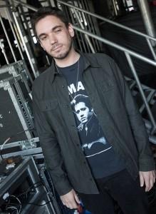 Adam Michael Goldstein aka DJ AM im Juni 2009