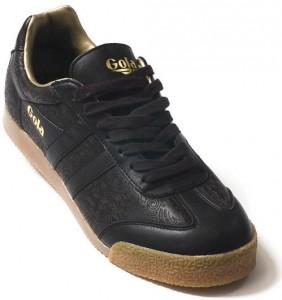 Auch Gola ist mit dem Hook Sneaker vertreten