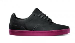 Vans x Foot Locker LXVI mit burgundfarbener Sohle