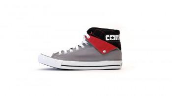 Grauer Chuck Taylor Sneaker high cut Converse