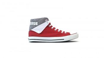 Roter Peelback Sneaker Converse