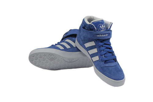 Foot Locker x adidas Forum Up blau