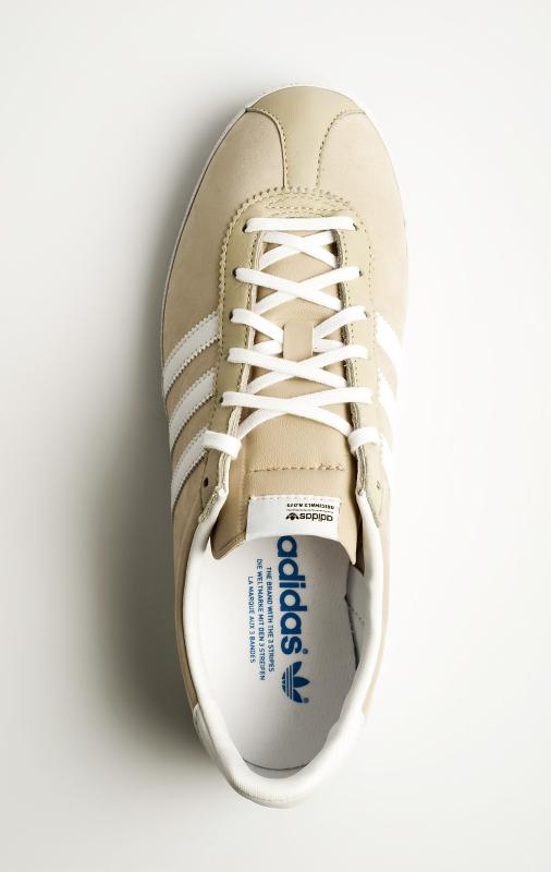 Adidas Gazelle Beige Damen