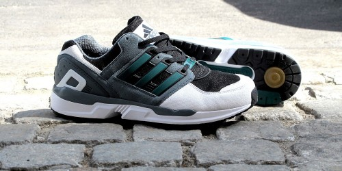 adidas equipment support Sneaker schwarz