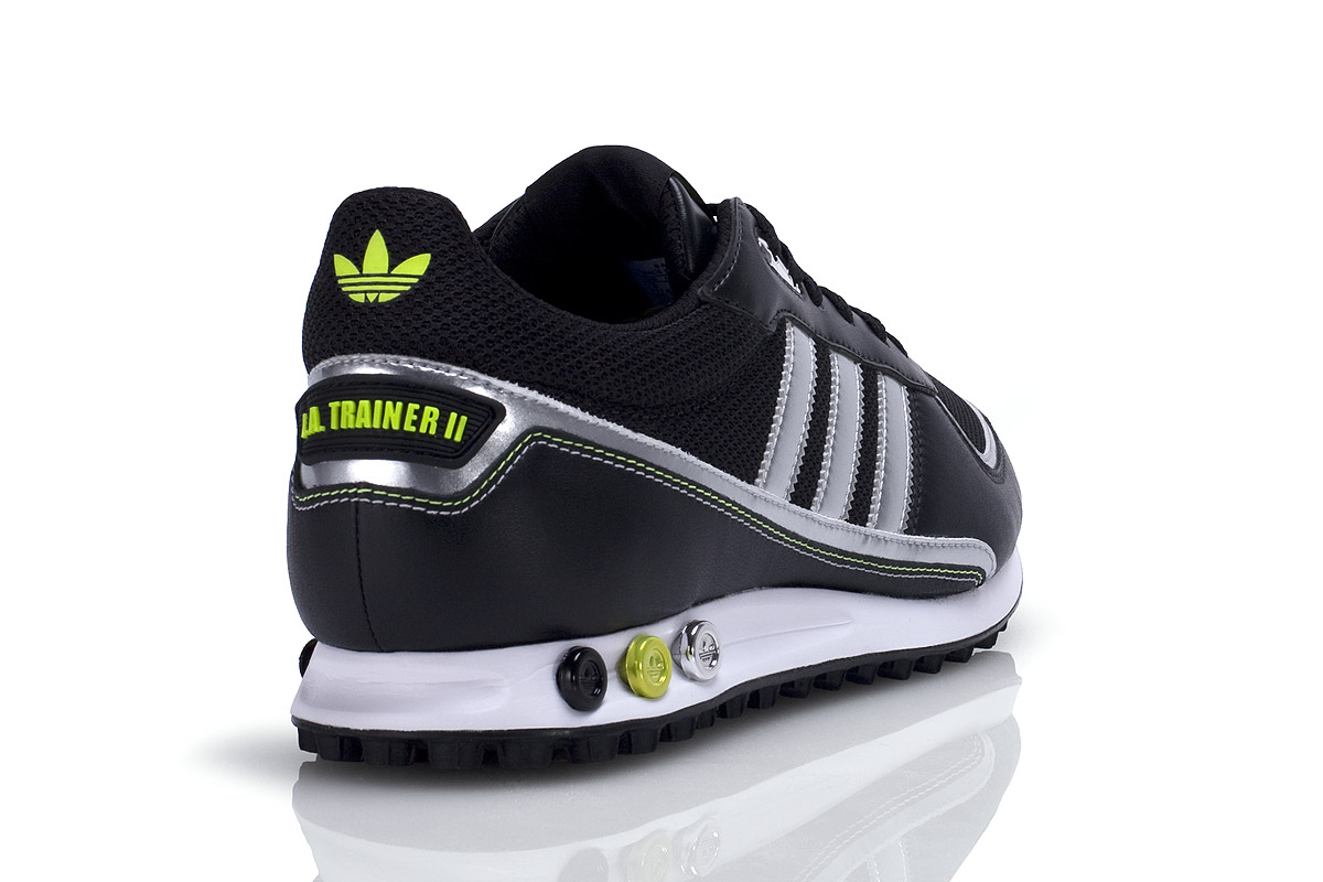 Adidas l a trainer 2 bei foot locker welovesneaker - Foot locker porta di roma ...