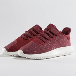 adidas / Sneakers Tubular Shadow J in red