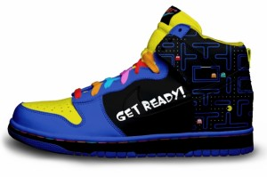 Pac Man Sneaker von Brass Monki
