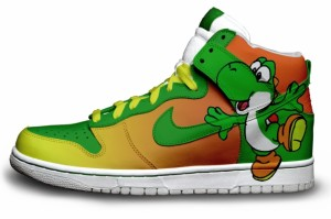 Yoshi Do it yourself Sneaker