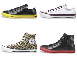 Ein paar Sneaker des Converse Japan June 2010 Packs