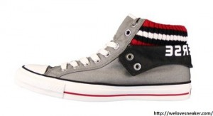 "Converse Padded Collar ""Knitt Cuff"" grau Foot Locker"