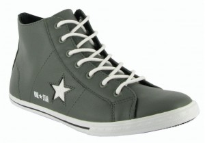 Mein Favorit - der Converse One Star Charcoal Sneaker