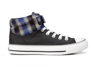 Plaid sneakers Converse Foot Locker