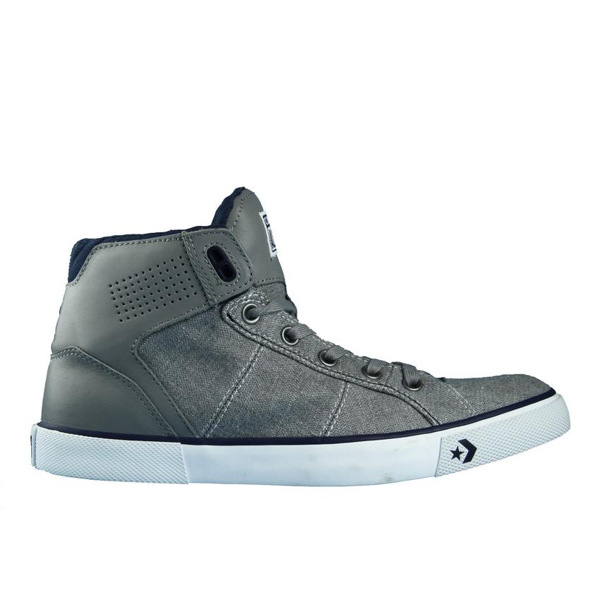 Star Reverb Sneaker grau