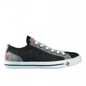 Foot Locker Reverb Low Denim black