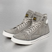 G-Star Footwear Campus Raw Scott High Top Sneakers Denim Grey