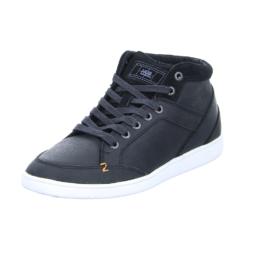 HUB Sneakers schwarz Herren Gr. 44