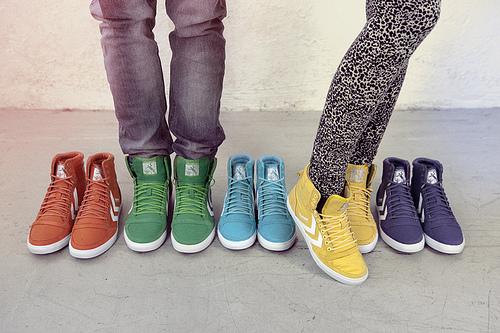 Hummel Sneaker der Sommerkollektion 2011