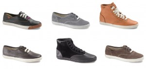 Die Damenmodelle der Keds Leather Styles 2010