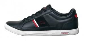 Sneaker Lacoste schwarz Foot Locker