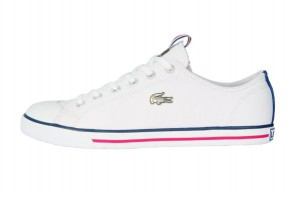 "Lacoste ""L27"" Sneaker im Profil"